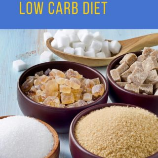 10 Must Have Sugar Substitutes for a Low Carb Diet