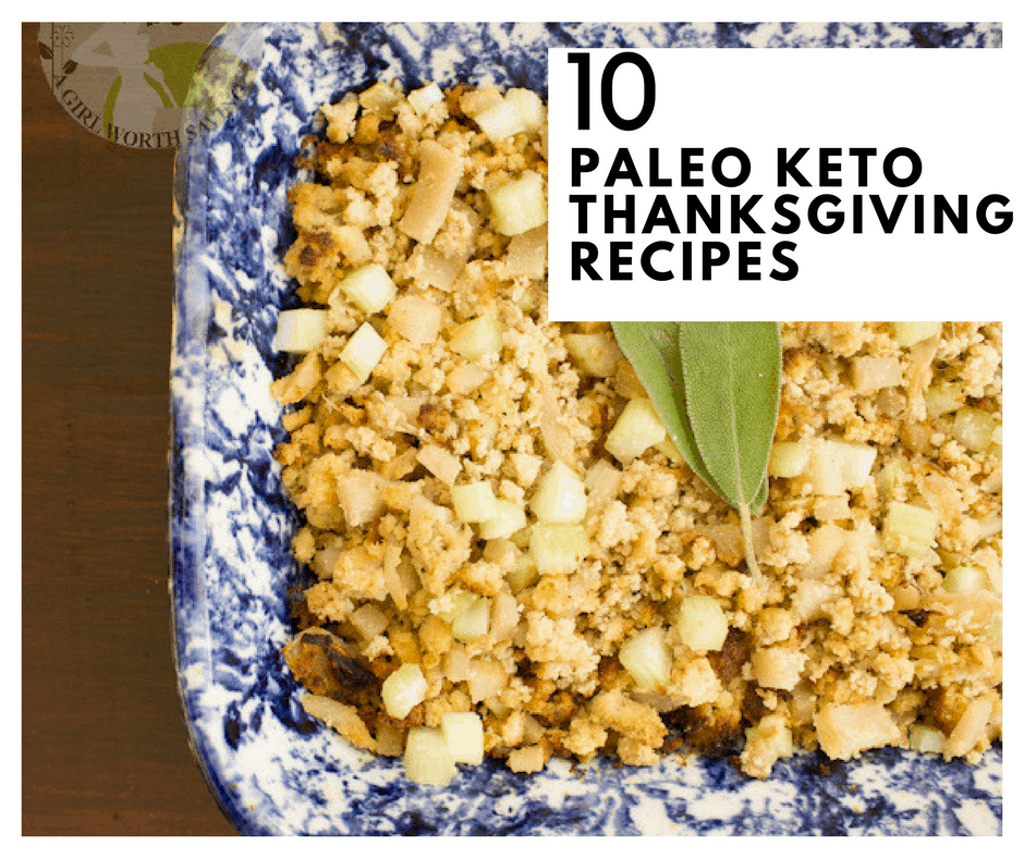 10 Paleo Keto Thanksgiving Recipes