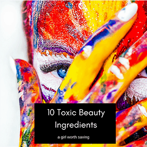 chemicals in beauty products