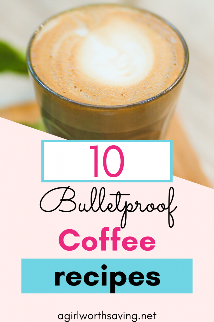Start your morning with one of these easy bulletproof coffee recipes. It's the perfect breakfast substitute and full of healthy fats for lasting energy.