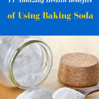 11 Amazing Health Benefits of Using Baking Soda // AGirlWorthSaving.net