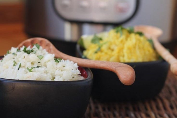 Instant Pot Cauli Rice