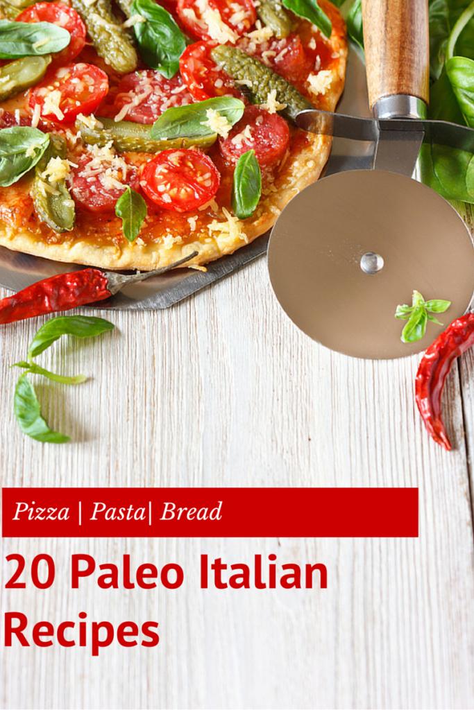 paleo Italian recipe