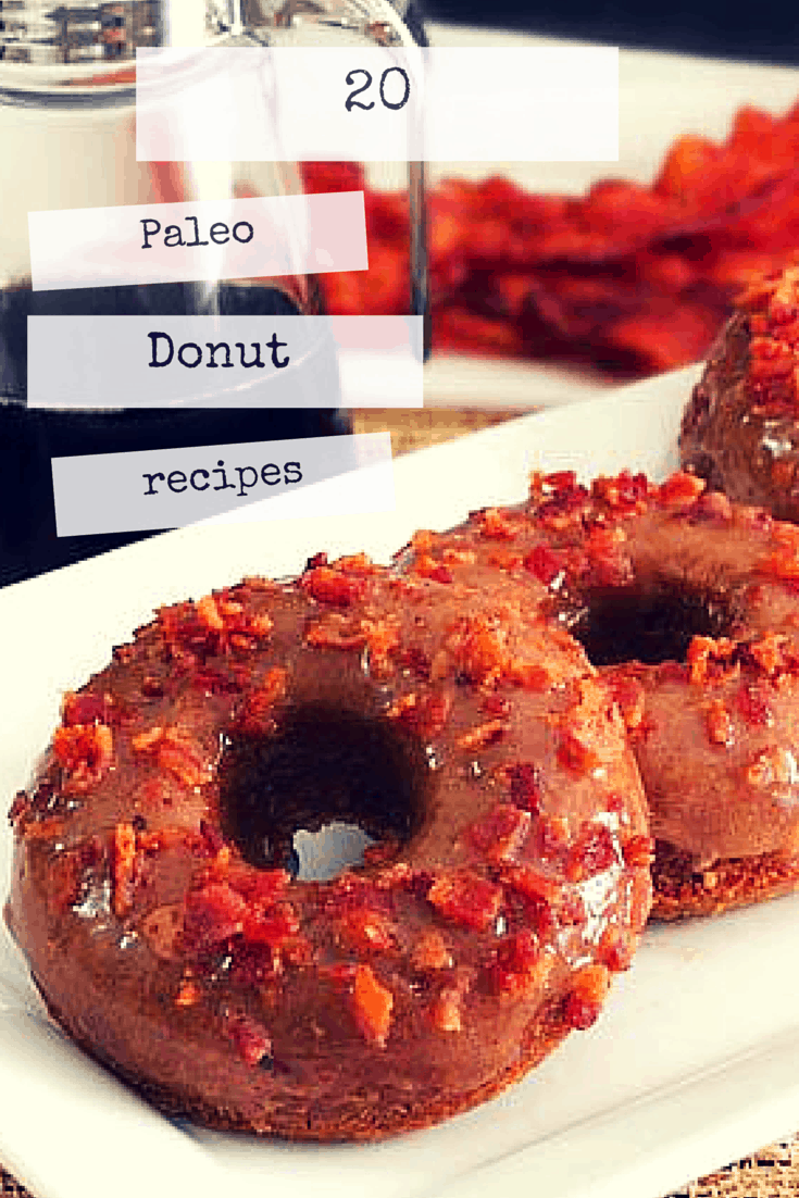 20 paleo donuts recipes
