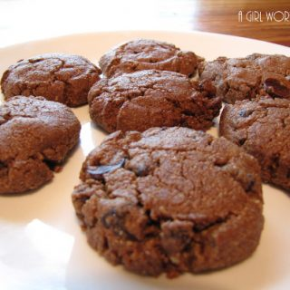 G/F Paleo Sunflower Seed Cinnamon Raisin Chocolate Chip Cookies
