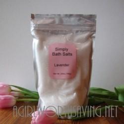 Simply Bath Salt