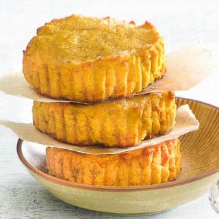 Paleo Mango Scones and Mango Butter