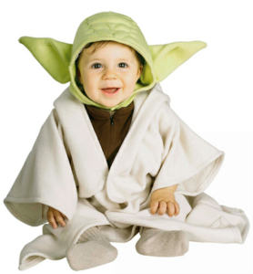 The Yoga is Strong in this One: A Star Wars Costume Review