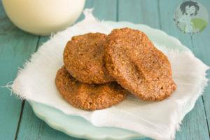 paleo spice cookies