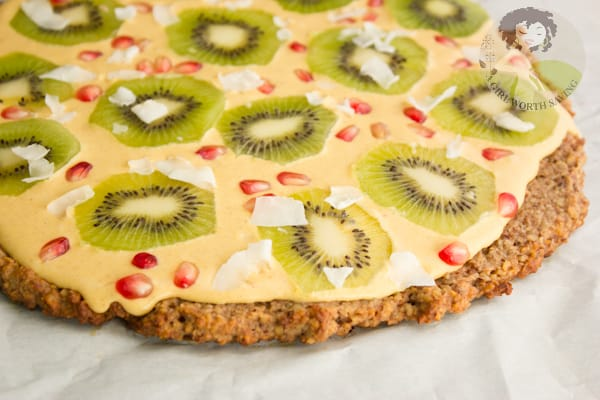 pumpkin dessert pizza