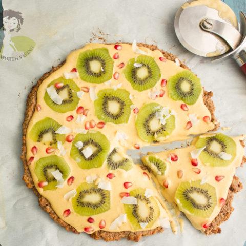 Pumpkin Dessert Pizza