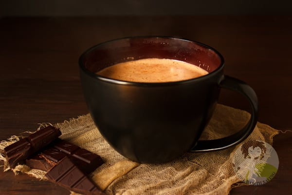 Death by Spicy Hot Chocolate Recipe