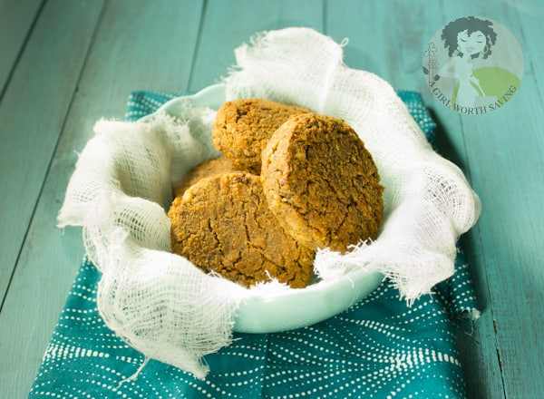 paleo sweet potato biscuits