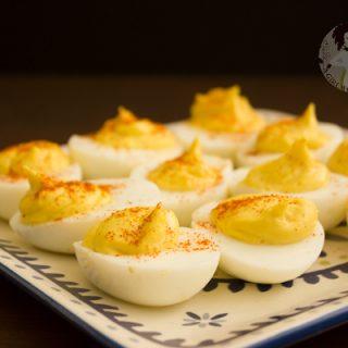 Paleo Deviled Eggs