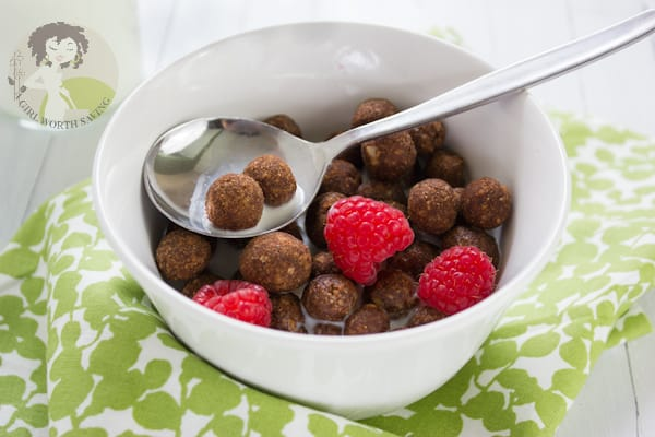 Paleo chocolate cereal paleo cereal ccuart Choice Image