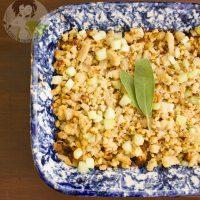 Keto Thanksgiving Stuffing Recipe