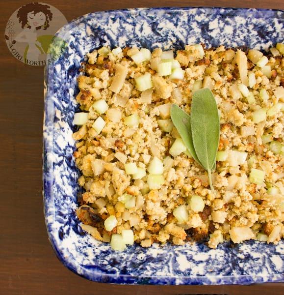paleo cornbread stuffing