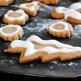 Paleo Christmas Desserts