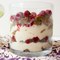 Paleo Gingerbread Trifle