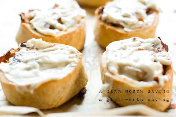 These classic Paleo Cinnamon Rolls are not only sweet and creamy but have a delicious, gooey white frosting that is heavenly! Finding a healthier version of my Paleo Cinnamon Rolls has been a passion for me and these are sensational!
