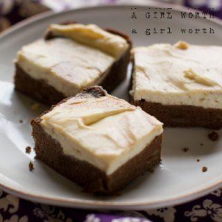 Gluten Free Cheesecake Brownie