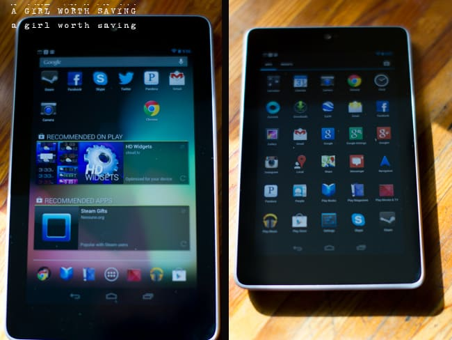 staples google nexus 7 review