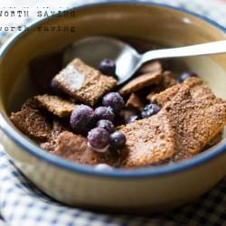 paleo cinnamon cereal