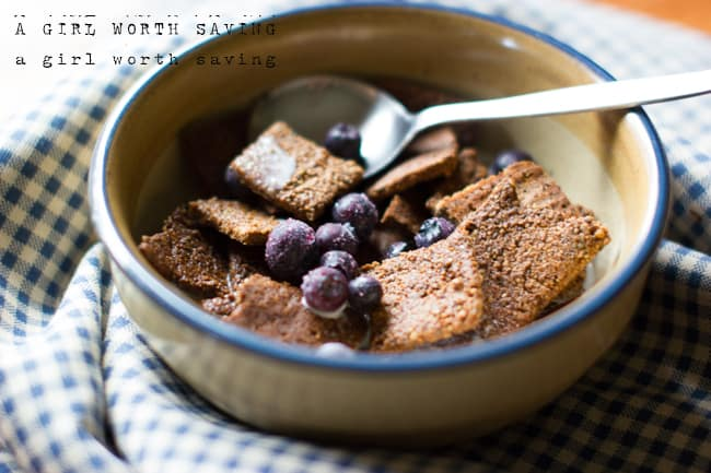 how to make homemade cinnamon toast crunch cereal