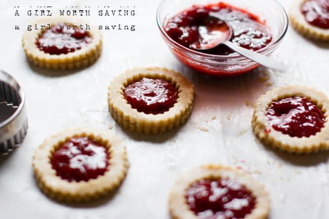 paleo strawberry tart