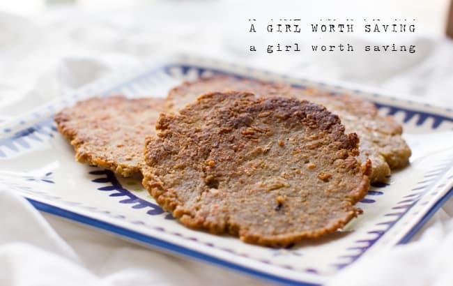 Primal Parmesan Flatbread