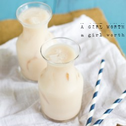 Paleo Horchata Drink