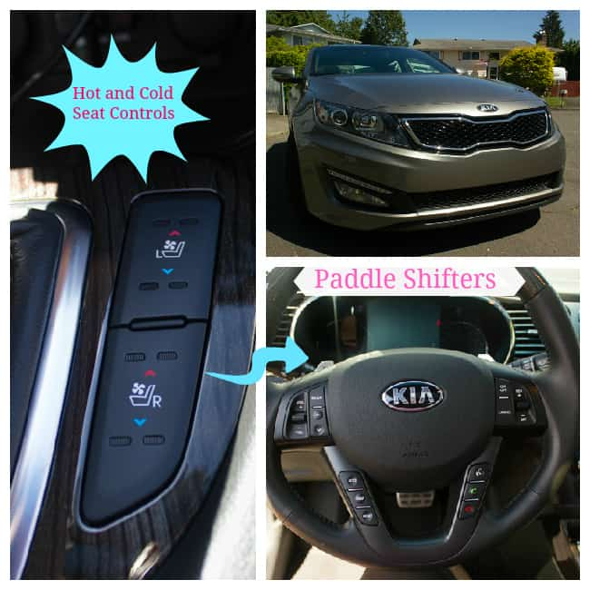 2013 Kia Optima SXL Review