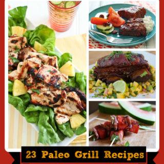 paleo grill bbq recipes
