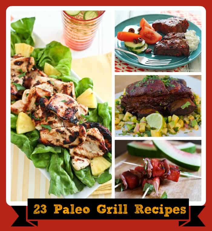 paleo grill bbq recipes