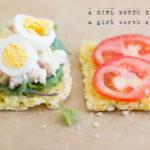 paleo tuna fish sandwich
