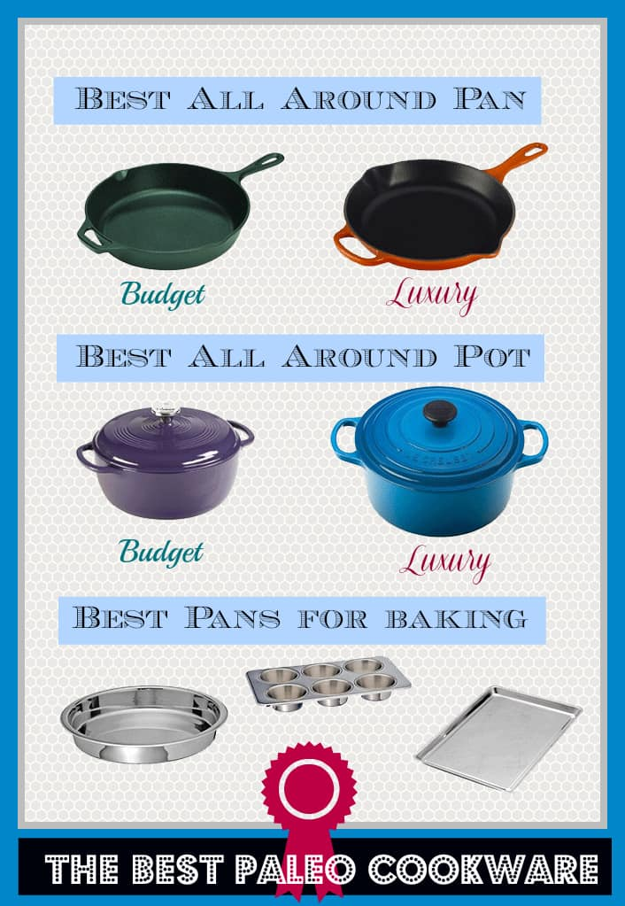The Best Paleo Cookware