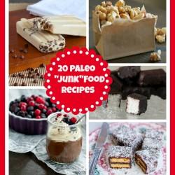 Paleo Junk Food