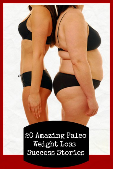 20 Paleo Weight Loss Success Stories