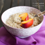 Paleo Oatmeal Breakfast