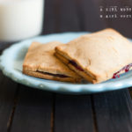 Paleo Raspberry Pop Tart Egg-Free