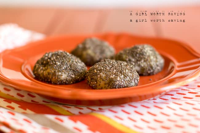 Paleo Sticky Rice Balls