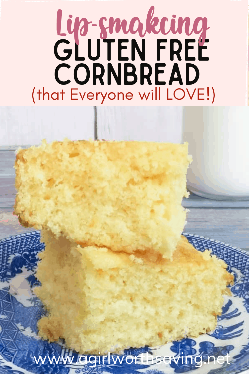 Is cornbread gluten-free? This gluten-free cornbread is moist, delicious, and sure to be a hit. Perfect with a bowl of chili or just slathered with honey butter.