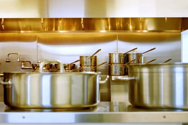 Getting better pans and pots will not only make cooking easier but also enable you to make better dishes faster.