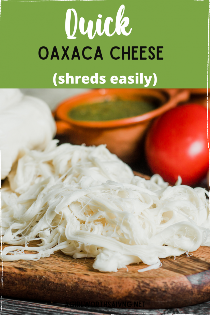 Oaxaca cheese might not be as well-known as some other Latin American cheeses, like crumbly aged Cotija and squeaky Queso Fresco, but it's one you should get acquainted with if you aren't already.