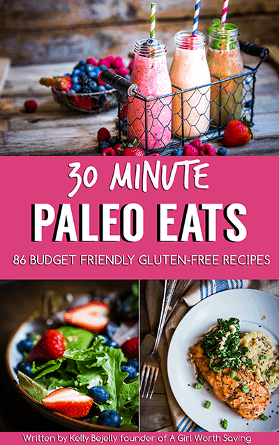 30 Minutes Paleo Eats