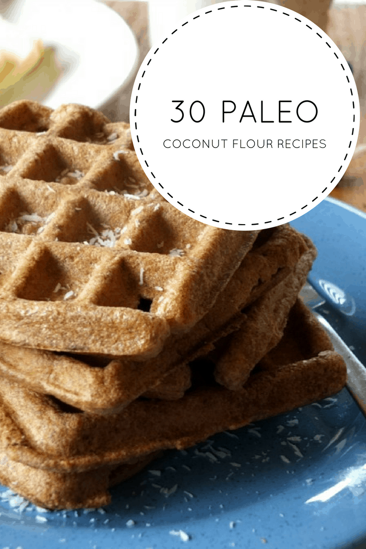 30 Paleo Coconut Flour Recipes