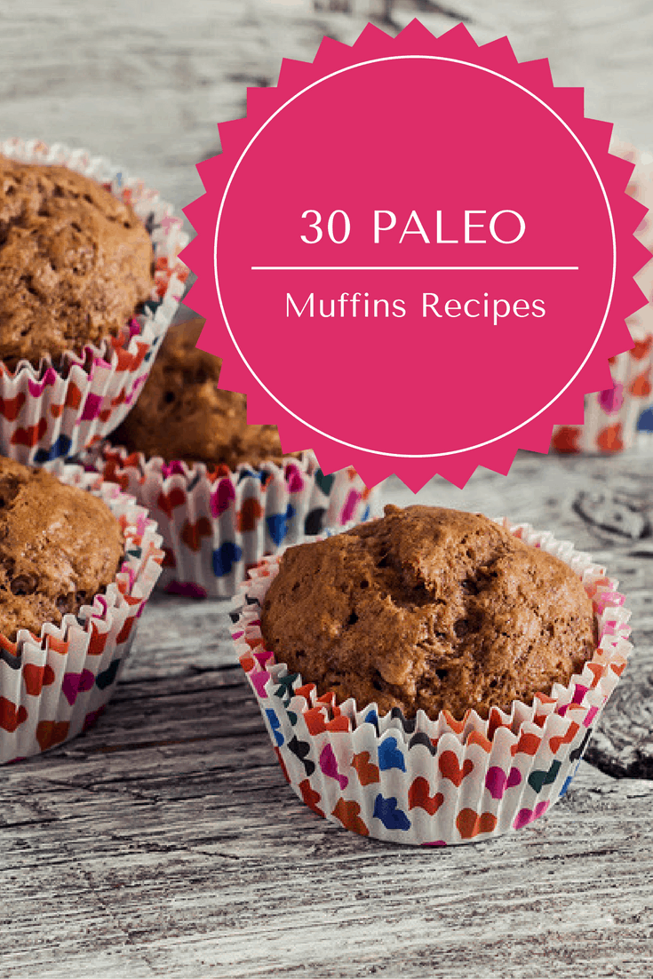 30 Paleo Muffins Recipes
