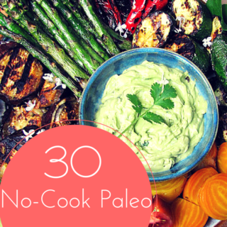 30 no cook paleo recipes