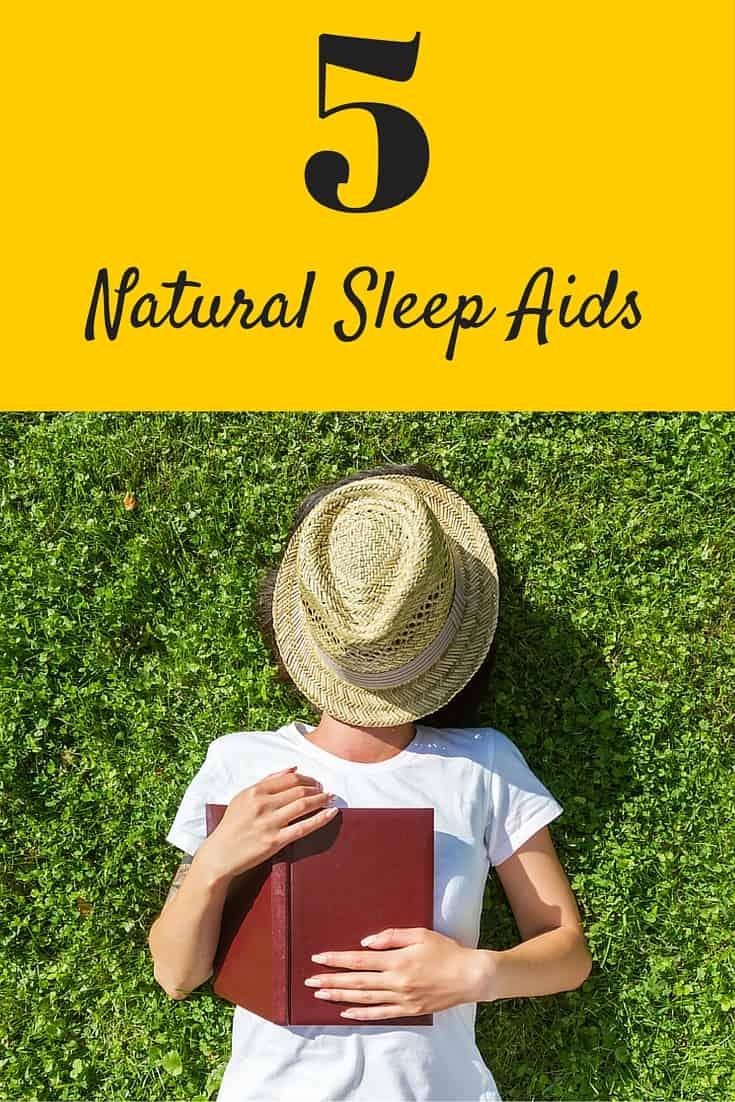 5 natural sleep aids