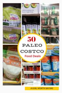 paleo costco foods